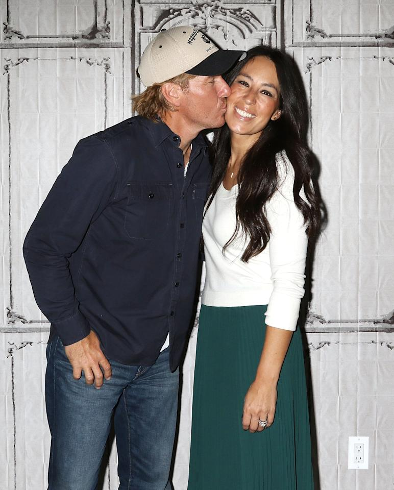 """With four children, HGTV stars <strong>Chip</strong> and <strong>Joanna Gaines</strong> used to do it big for the holidays. Though, after years of gift-giving, the """"Fixer Upper"""" couple decided the piles of unused presents """"wouldn't be healthy."""" Now, instead of giving presents, the Gaines tell their kids to pick out presents to give to children in their neighborhood from struggling families.  """"I started to think about how we could impact our kids' lives in a real big-picture sort of way,"""" Chip wrote in his wife's magazine, <a rel=""""nofollow"""" href=""""http://people.com/home/chip-gaines-holiday-surprise-with-kids/""""><em>The Magnolia Journal</em></a>. """"They were still young, but we'd been through enough Christmases as a family of six to know how quickly presents can get out of hand."""""""