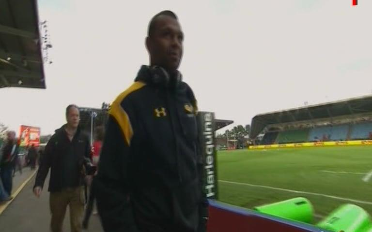 Kurtley Beale - Credit: BT Sport