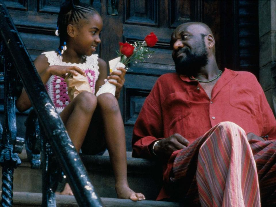 Lindo portrayed Lee's real-life father in the director's semi-autobiographical 1994 film CrooklynMoviestore/Shutterstock