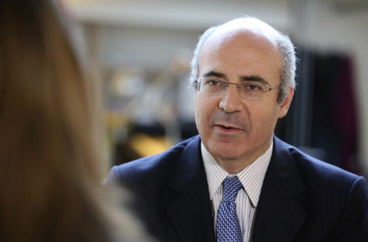U.S-born businessman William Browder answers reporters during an interview with the Associated Press in Paris March 3. Browder, a U.S-born British investor who made millions in Russia before his lawyer was imprisoned and died, is calling for an international investigation into the killing of Russian opposition figure Boris Nemtsov. (Photo: Remy de la Mauviniere/AP)
