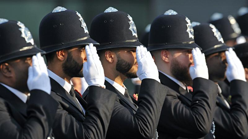 More than 4,000 extra police officers hired in recruitment drive