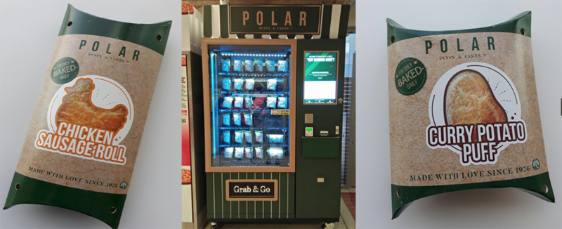 Food vending machines in Singapore: The best and the worst
