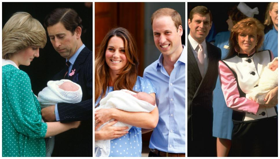 <p>Revisit the cutest photos of royal babies throughout the years. (Photo: Getty Images) </p>