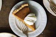 "This top-rated pie recipe starts with fresh <a href=""https://www.epicurious.com/ingredients/best-butternut-squash-recipes?mbid=synd_yahoo_rss"" rel=""nofollow noopener"" target=""_blank"" data-ylk=""slk:butternut squash"" class=""link rapid-noclick-resp"">butternut squash</a>—and even homemade condensed milk. <a href=""https://www.epicurious.com/recipes/food/views/butternut-pumpkin-pie?mbid=synd_yahoo_rss"" rel=""nofollow noopener"" target=""_blank"" data-ylk=""slk:See recipe."" class=""link rapid-noclick-resp"">See recipe.</a>"