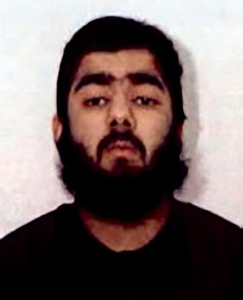 PHOTO: This undated photo provided by West Midlands Police shows Usman Khan. UK counterterrorism police are searching for clues into an attack that left two people dead and three injured near London Bridge. (West Midlands Police via AP)