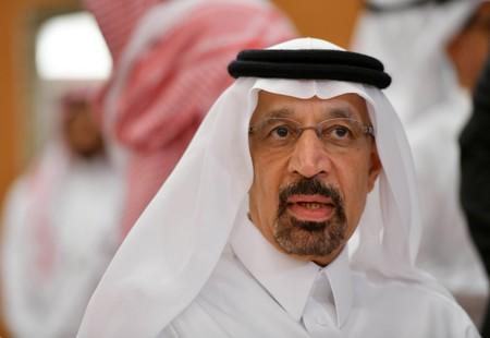 Saudi energy minister says hopes to balance oil market before next year
