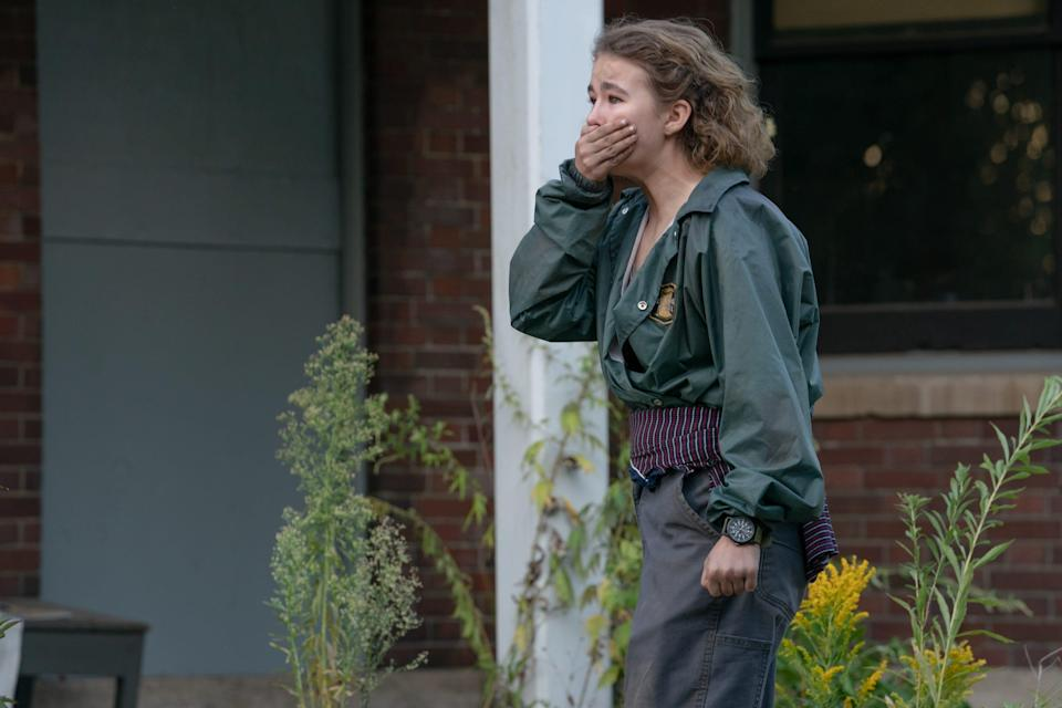 """Regan (Millicent Simmonds) takes center stage in """"A Quiet Place Part II."""""""
