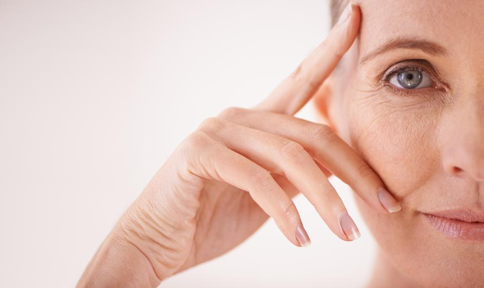 Hyaluronic Acid is the key to turning back the clock on aging skin (Image via Getty Images)