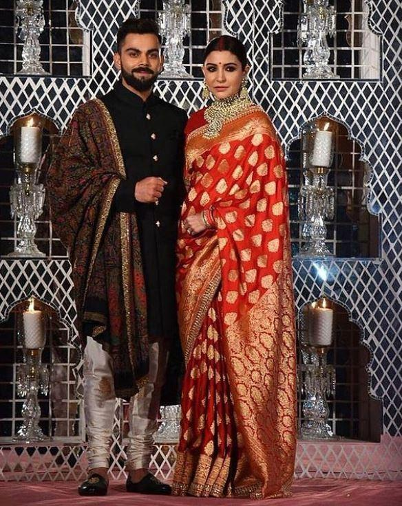Virushka reception