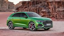 <p><strong>Senior Editor, Green, John Beltz Snyder:</strong> Audi took an already sexy ute and made it disgustingly fast and powerful. They also made it look even better in the process.</p> <p><strong>Social Media Manager Michael Ferrara:</strong> This crossover not only looks mean, but it packs a punch: 600 horsepower from a 4.0-liter V8 is pure power. Sign me up for a test ride around the track because I can't afford to actually own one.</p> <p><strong>Video Production Manager Eddie Sabatini:</strong> I really like its sporty looks but I fear that the interior might be a bit bleak in comparison to that stunning Green exterior.</p>