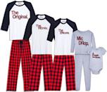 <p><span>The Original, The Remix and The Encore Matching Family Buffalo Plaid Pajamas</span> ($28-$48) might just be the cutest family PJ set on the market.</p>