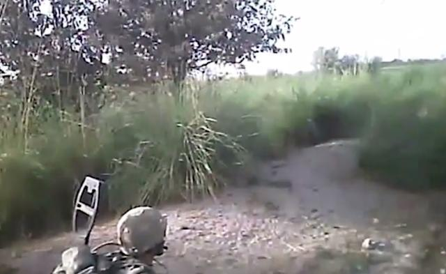 alexander blackman afghanistan video