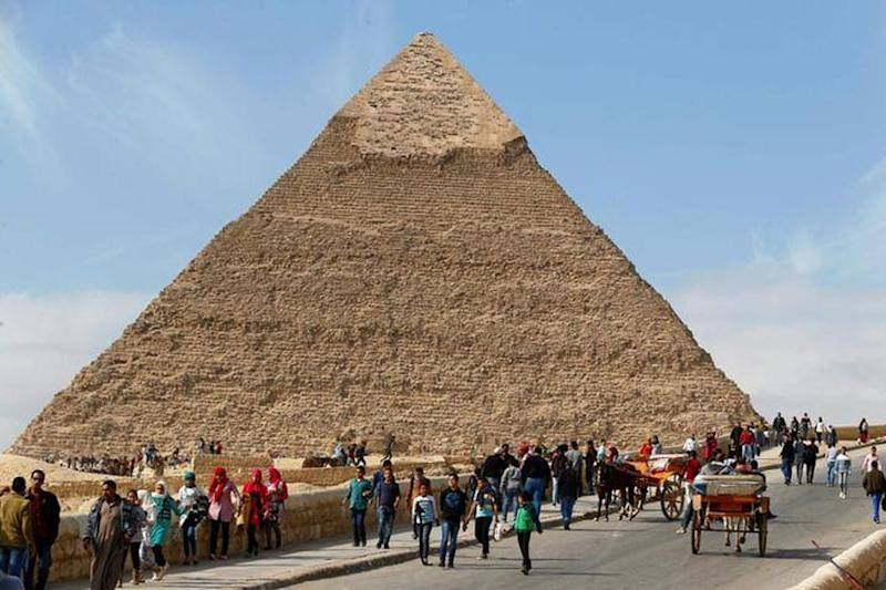 Egypt Reopens Airports, Museums and Giza Pyramids for First Time in 3 Months Since Covid-19 Closure