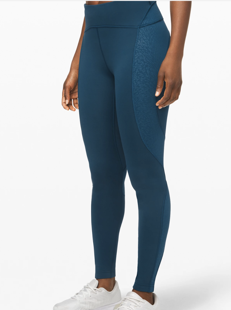 Lululemon Women's Cold Pacer High-Rise Tight