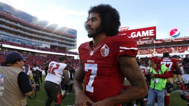 If Detroit Lions sign Colin Kaepernick, they would be taking a chance, and making a stance