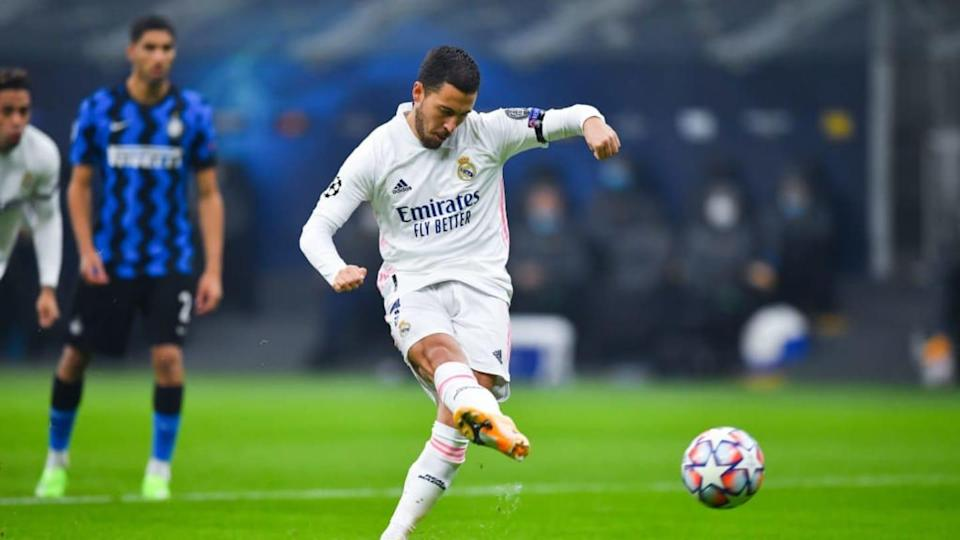 FC Internazionale v Real Madrid: Group B - UEFA Champions League | Valerio Pennicino/Getty Images