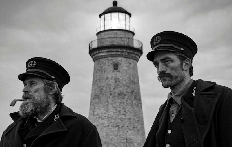 The Lighthouse (Credit: A24)