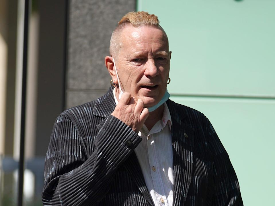 Paul Cook said John Lydon 'can be a difficult character' (Yui Mok/PA) (PA Wire)