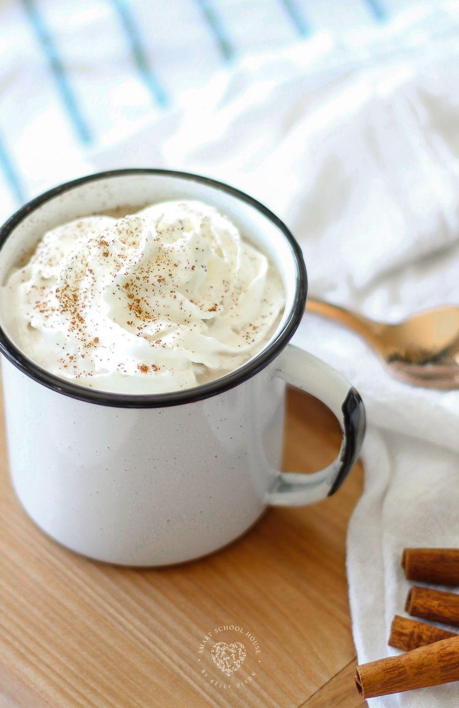 """<p>Save your Starbucks money: This PSL comes together in the slow cooker, and the big batch is enough to feed a crowd (hello, <a href=""""https://www.countryliving.com/diy-crafts/g1533/fall-crafts/"""" rel=""""nofollow noopener"""" target=""""_blank"""" data-ylk=""""slk:fall crafting"""" class=""""link rapid-noclick-resp"""">fall crafting</a> party!).</p><p><strong>Get the recipe at <a href=""""https://www.smartschoolhouse.com/easy-recipe/crock-pot-pumpkin-spice-latte"""" rel=""""nofollow noopener"""" target=""""_blank"""" data-ylk=""""slk:Smart School House"""" class=""""link rapid-noclick-resp"""">Smart School House</a>.</strong></p><p><a class=""""link rapid-noclick-resp"""" href=""""https://www.amazon.com/Crock-Pot-SCV700SS-Stainless-7-Quart-Manual/dp/B003OAJGJO?tag=syn-yahoo-20&ascsubtag=%5Bartid%7C10050.g.619%5Bsrc%7Cyahoo-us"""" rel=""""nofollow noopener"""" target=""""_blank"""" data-ylk=""""slk:SHOP SLOW COOKERS"""">SHOP SLOW COOKERS</a><br></p>"""