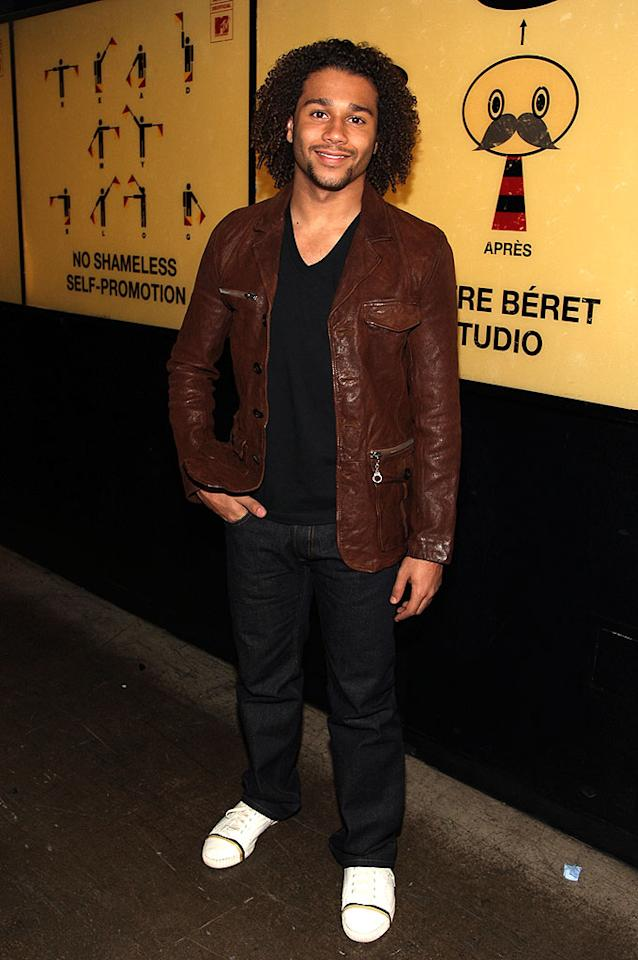 """19-year-old Corbin Bleu can thank the """"High School Musical"""" franchise for opening many doors for him. Bryan Bedder/<a href=""""http://www.gettyimages.com/"""" target=""""new"""">GettyImages.com</a> - October 21, 2008"""