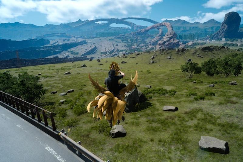 'Final Fantasy XV' trailer teases high-stakes combat, narrative twists, and Chocobos