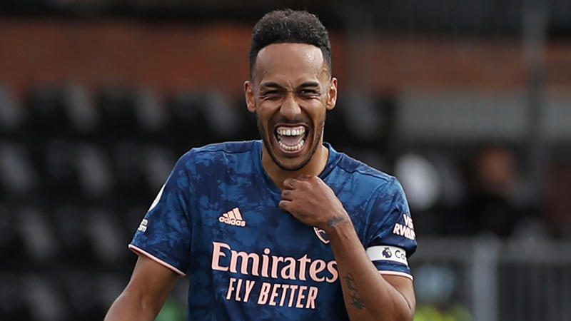 'Stay here and have a legacy' - Aubameyang reveals how Arteta convinced him to stay at Arsenal