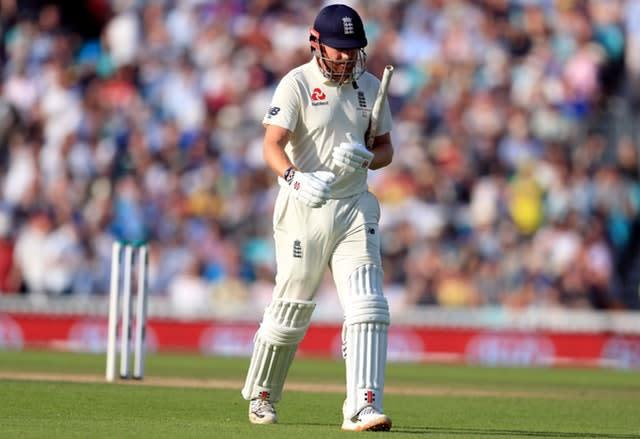 Jonny Bairstow has endured a lean spell with the bat in Test cricket (Mike Egerton/PA).