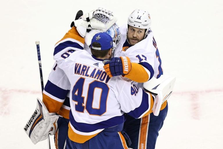 Isles reach NHL conference final with game-seven win over Flyers