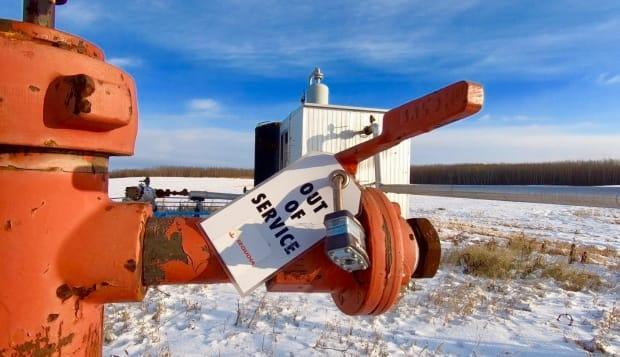 Saskatchewan companies are in the process of cleaning up and remediating 8,000 inactive oil and gas well sites in the province. (Kyle Bakx/CBC - image credit)