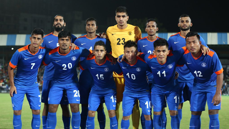 India Break Into Top 100 of FIFA Rankings For 1st Time in 21 Years