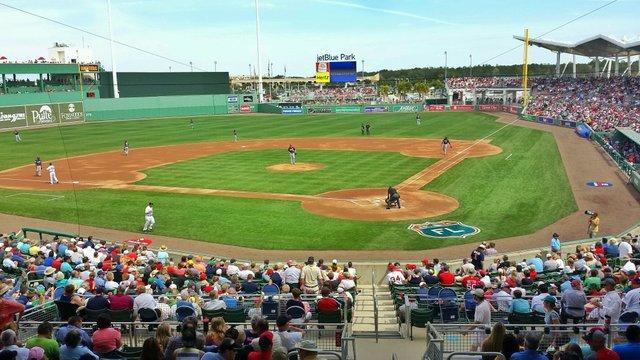 Red Sox release 2019 spring training schedule