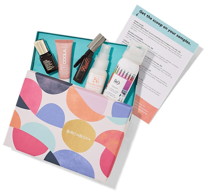 "New moms probably don't have the time to try out new beauty products. Gussy her up in a flash with <a href=""https://www.birchbox.com/"" target=""_blank"">Birchbox's easy and inexpensive subscription</a> options."