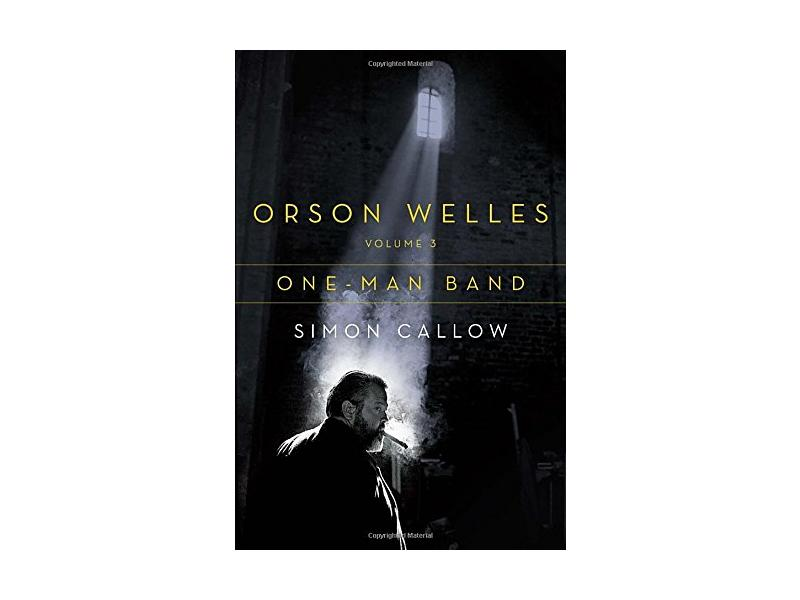 Orson Welles — Hollywood Bio (Photo: Amazon)