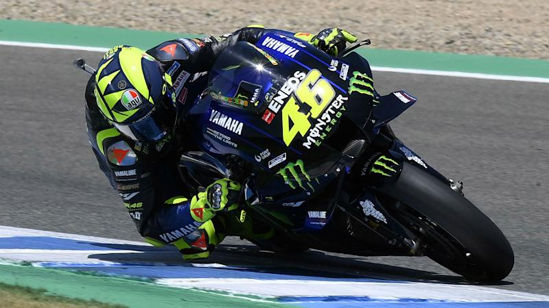 Rossi revels in Jerez podium: This is not like a victory, but close