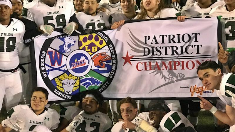 South County claims Virginia Patriot District title with win over Lake Braddock
