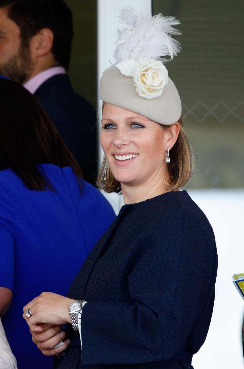 <p>Prince William and Prince Harry's cousin is currently 16th in line to the British throne, but for most of her life, she's focused on something just as exciting as the royal throne: a career in equestrianism, which has taken her as far as 2012 Olympic Games in London, where she won silver in a team event.</p>