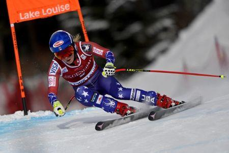 Women's downhill begins at Lake Louise after power outage