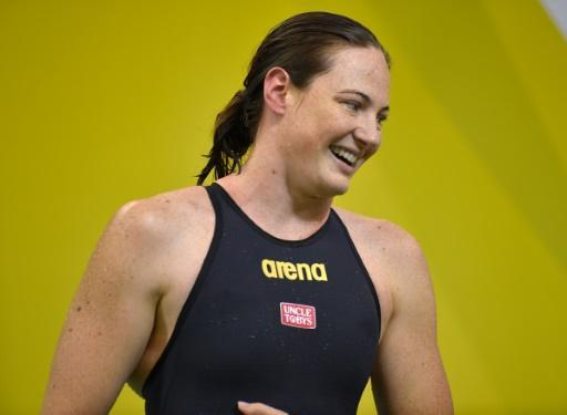 Aussie swimmer Cate Campbell breaks 100m freestyle world record