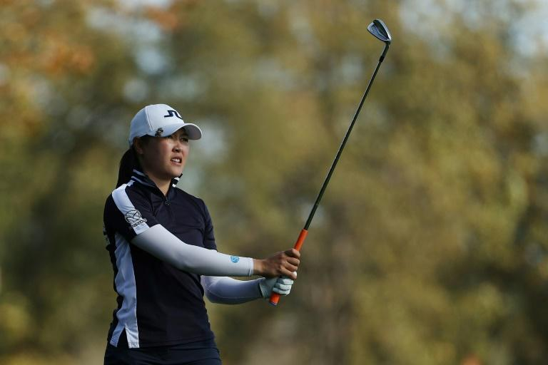 Malaysia's Tan matches Lincicome for Women's PGA Championship lead