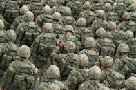 <p>No. 1: Enlisted military personnel <br> Stress score: 72.74 <br> Growth outlook: N/A <br> (Nazir Azhari Bin Mohd Anis / EyeEm / Getty Images) </p>