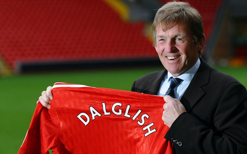 Kenny Dalglish -Liverpool to rename Centenary Stand at Anfield in honour of club's greatest player Kenny Dalglish - Credit: Getty Images