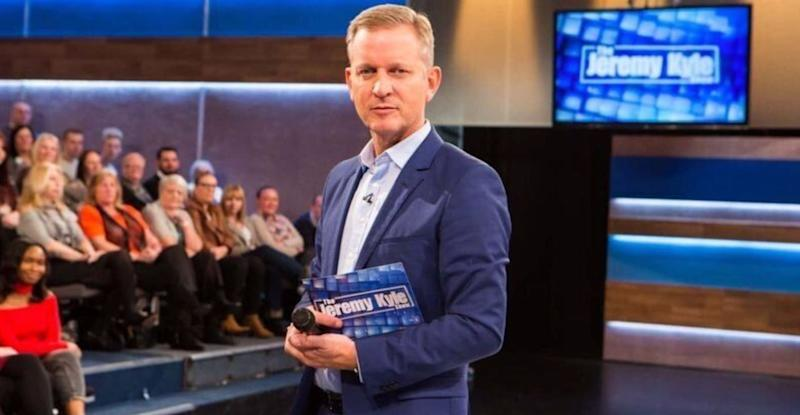 The Jeremy Kyle Show has been taken off air after the death of a guest, just weeks after filming (Credit: ITV)