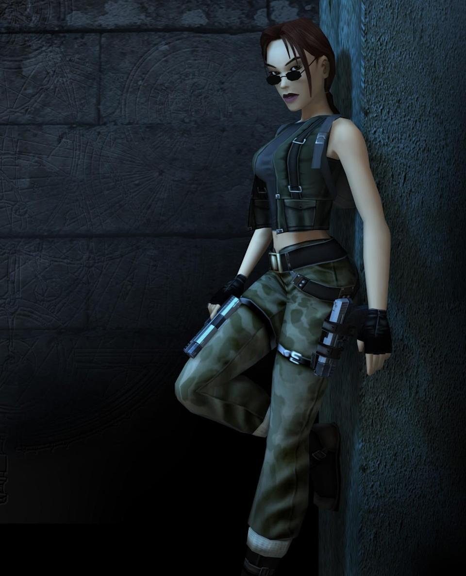 <p>Lara is accused of a murder she didn't commit and must track down the real killer, known as the Monstrum, in the sixth installment of the game saga. Plagued by bad reviews over its poor gameplay, 'Angel of Darkness' is considered one of the most disappointing 'Tomb Raider' titles. (Photo: Square Enix) </p>