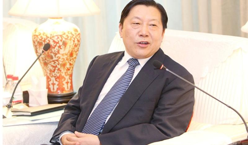 China's former internet tsar Lu Wei detained in graft probe: anti-corruption agency
