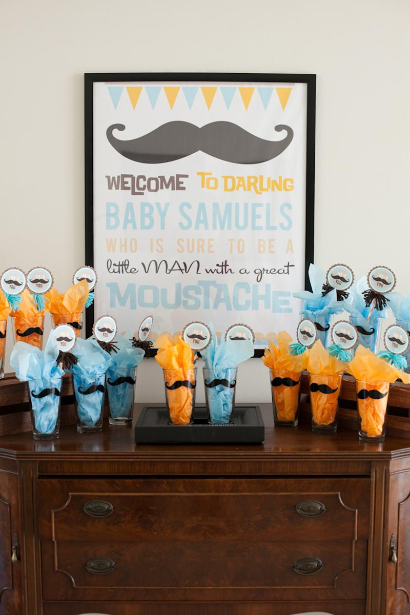 9 Baby Shower Ideas for Boys