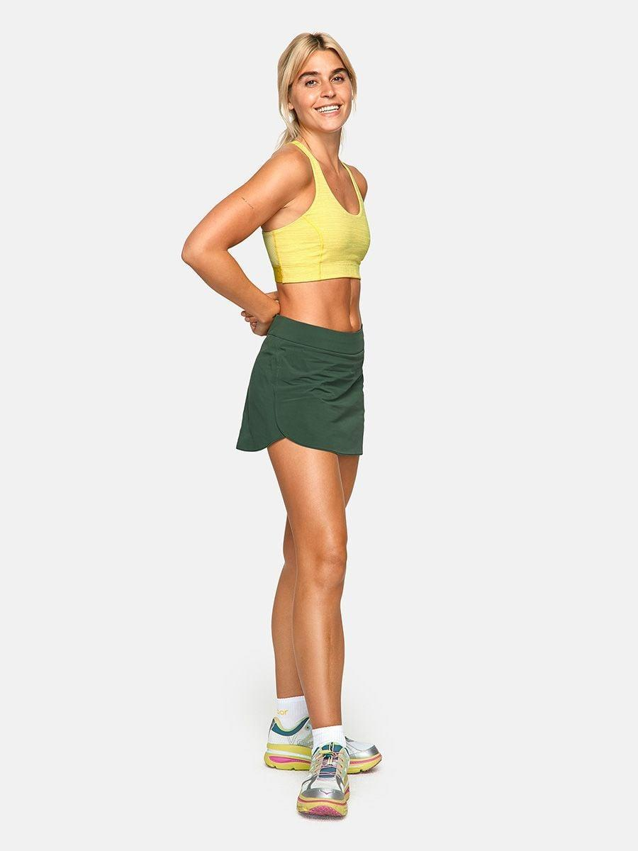 """<p>Get sweaty in this <span>Outdoor Voices The Exercise 3"""" Skort</span> ($68).</p>"""