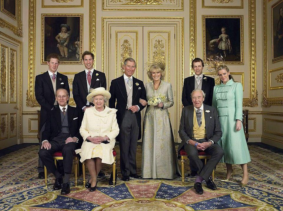 <p>The Prince of Wales marries Camilla Parker Bowles (who became the Duchess of Cornwall) on April 9. Unfortunately, this isn't the only big headline of the year: Prince Harry shocks the world when he shows up at a costume party with a swastika armband.</p>