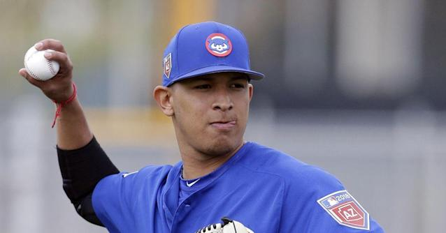 Chicago Cubs News: Adbert Alzolay promoted from Triple-A Iowa; Tim Collins DFA