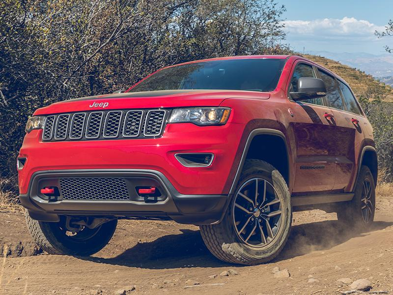 the 2017 jeep grand cherokee trailhawk is better than our judgement. Black Bedroom Furniture Sets. Home Design Ideas