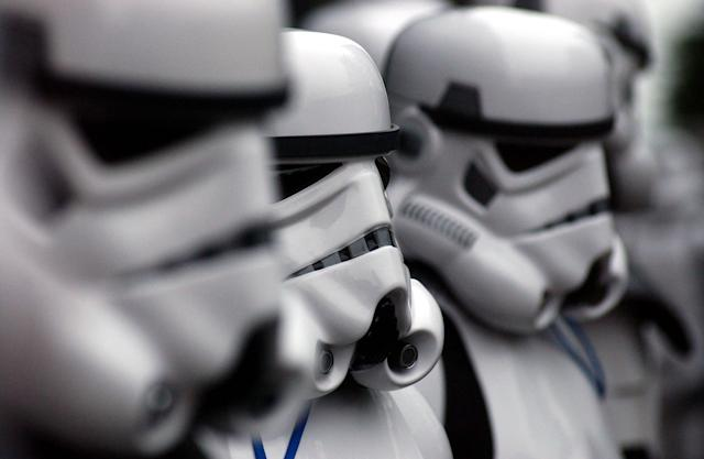 Watch the entire <em>Star Wars Saga</em> on Disney+ right now. (Photo: Getty Images)